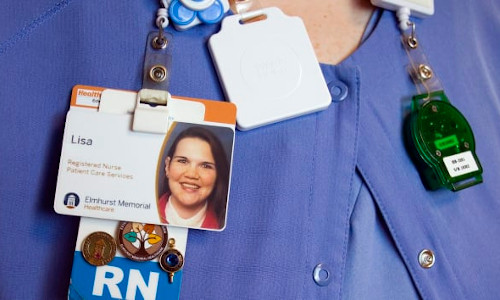 SwipeSense, using sensors in badges to track contacts with those infected with the coronavirus.